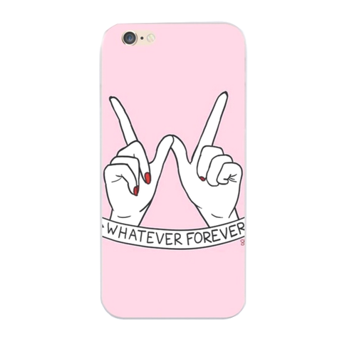 WHATEVER FOREVER - Phone Case - Vanilla Vice