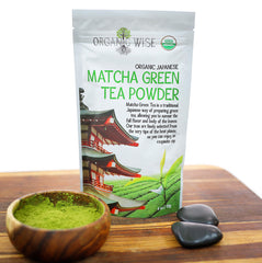 Organic Matcha Green Tea Powder From Japan Culinary Grade- 4 oz