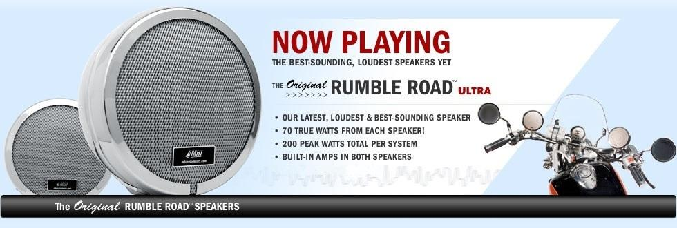 Now Playing: The Original Rumble Road Ultra