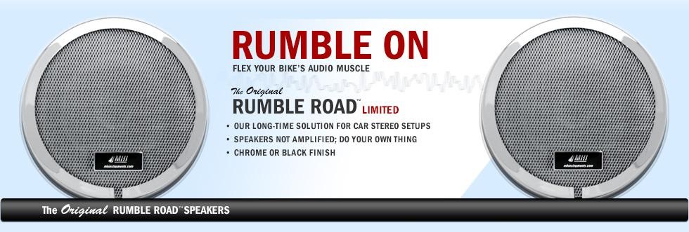 Rumble On: The Original Rumble Road Limited