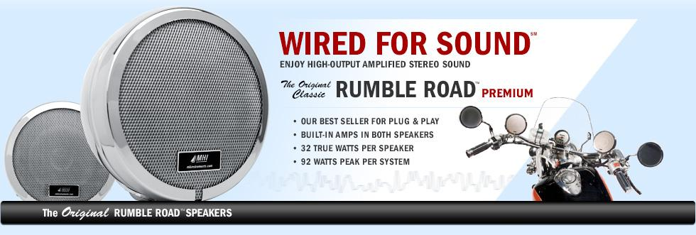 Wired for Sound: The Original Rumble Road Premium