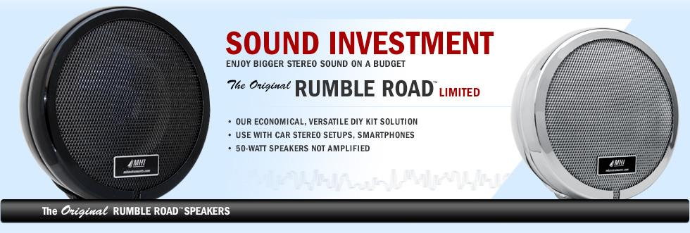 Sound Investment: The Original Rumble Road Limited