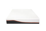 "10"" Memory Foam Mattress with a Tencel Fabric Cover in a Double/Full"