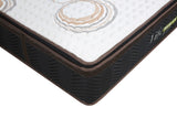 Life Beauty Sleep Pocket Coil with Pillow Top Mattress in a King