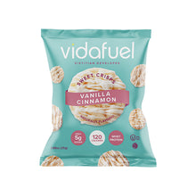 Load image into Gallery viewer, Protein Crisps - Vanilla Cinnamon