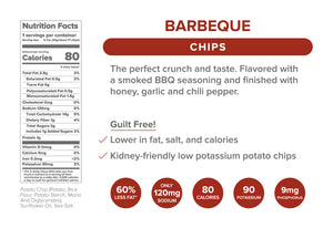 Potato Chips - BBQ