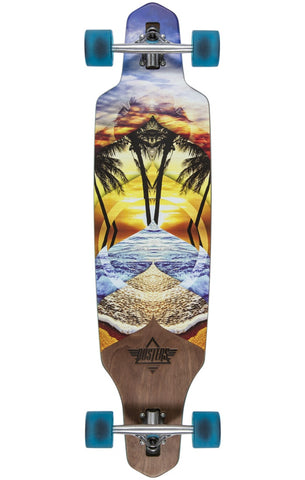 Dusters Wake Element Longboard 38