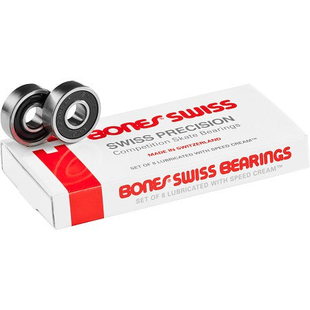 Bones Swiss Bearings (8-pack)