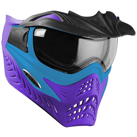 V-FORCE GRILL MASK blue on purple