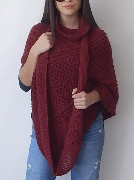 The Multi Knit Scarf