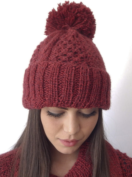 The Multi Knit Hat