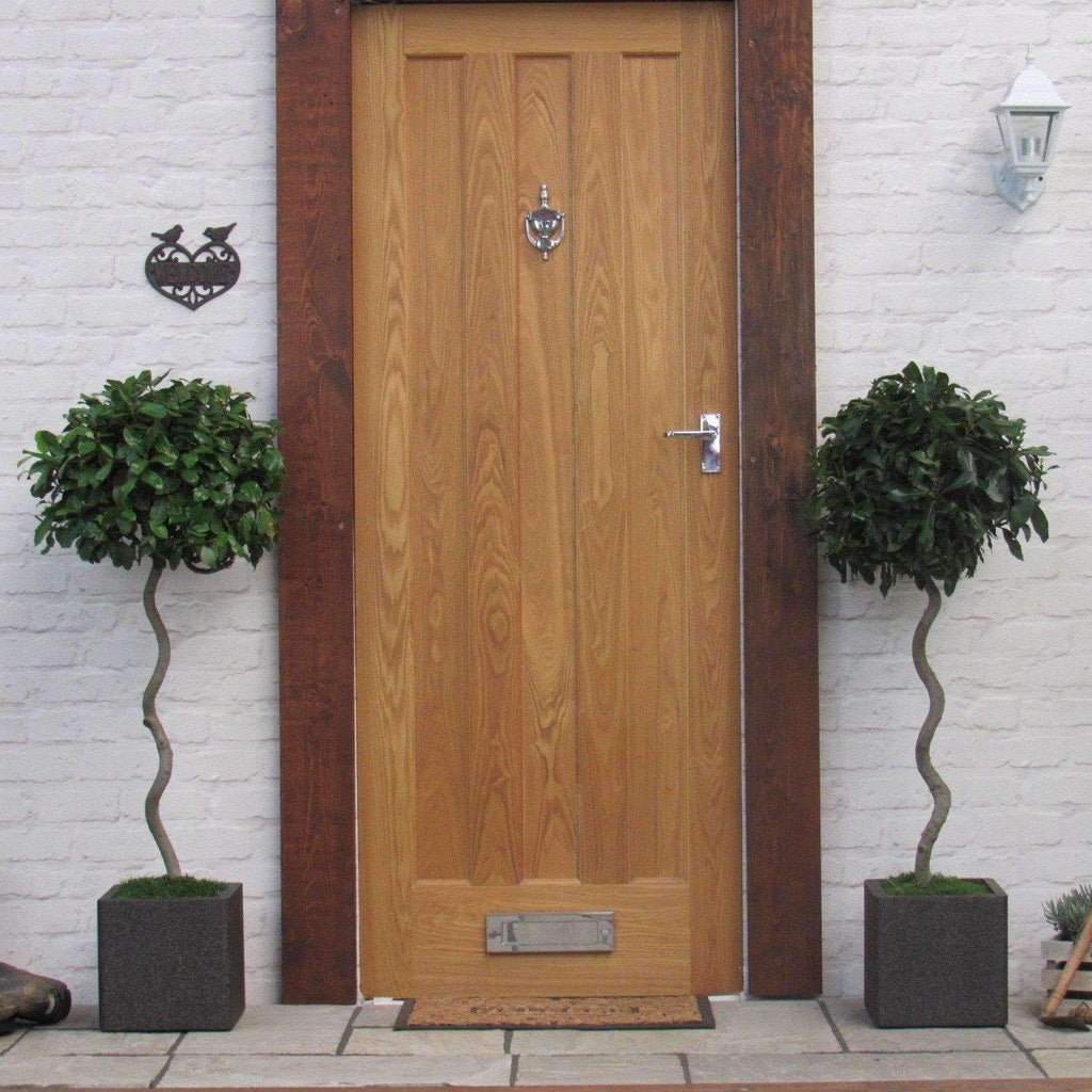 Two Bay Tree Laurus Nobilis Corkscrew Spiral Door or Patio Planters 4ft (Complete As Shown)