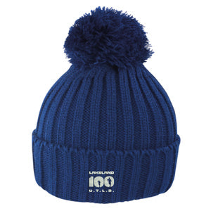 Lakeland 100 Bobble Hat