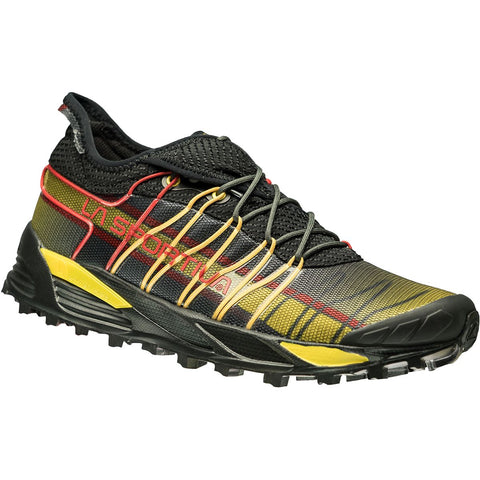 La Sportiva Mutant Mens Black/Yellow