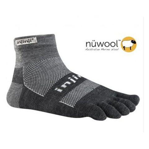 Injinji Outdoor MW Mini-Crew Nuwool