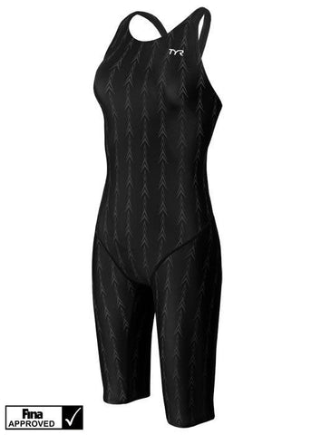 TYR Womens Fusion Aero Back Short John