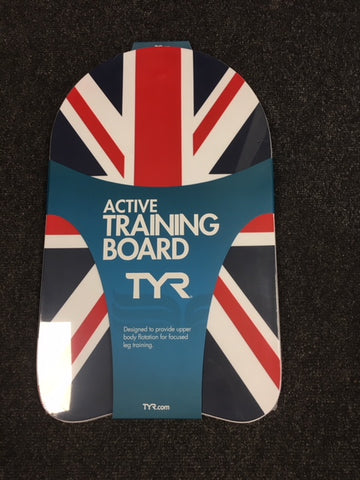 TYR Union Jack Kick Board