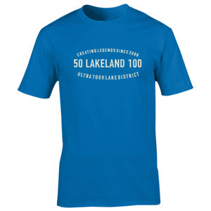 Lakeland 50 & 100 Ultra T  - Creating Legends Since 2008 (Unisex)