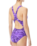 TYR Hydra Maxfit Performance Swimsuit Purple