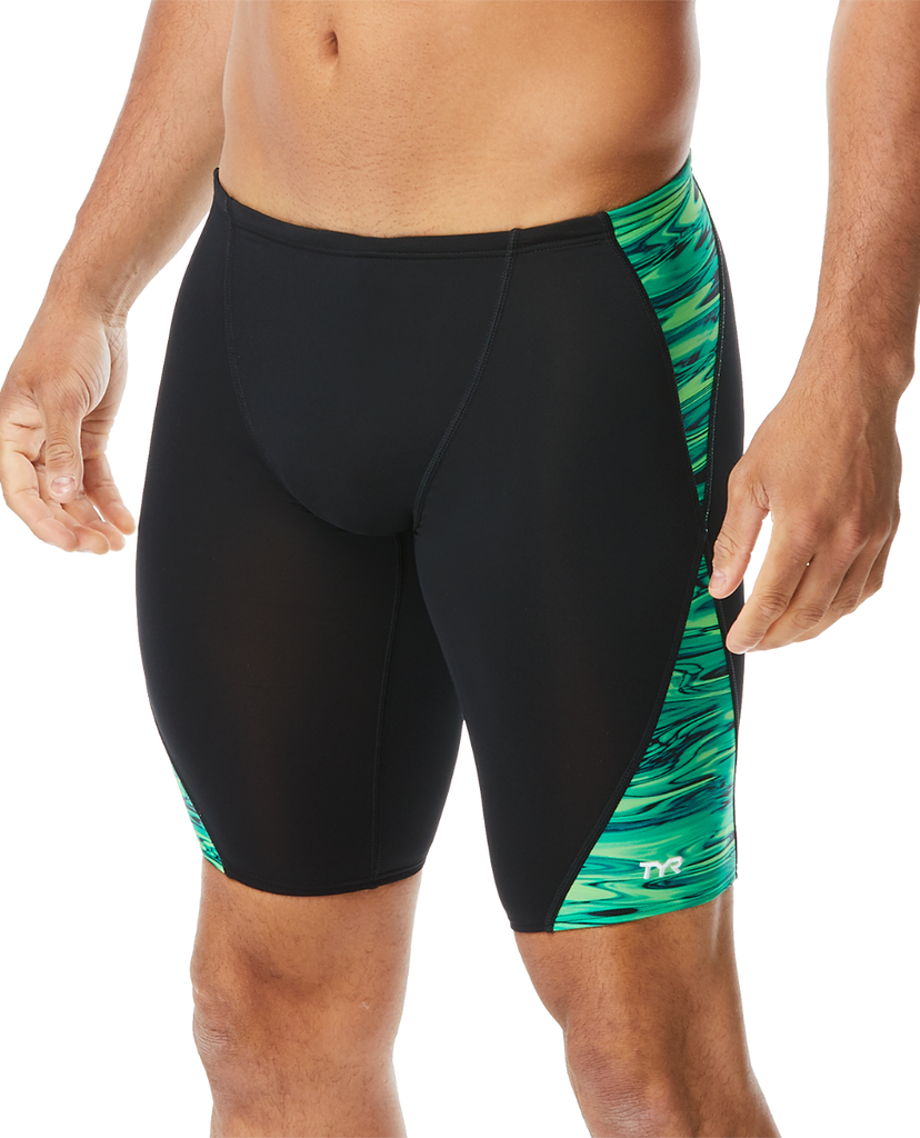 TYR Hydra Performance Blade Jammer Black/Green