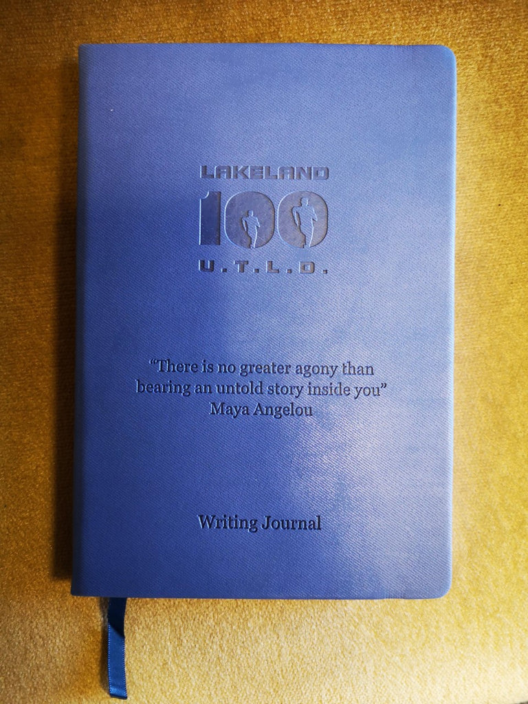 Lakeland 100 Writing Journal