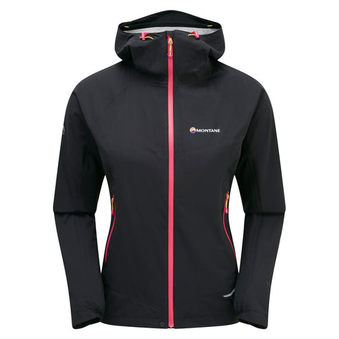 Montane Minimus Stretch Ultra Jacket Womens Black
