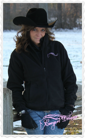 Cowgirl Dreams™ Fleece Jacket