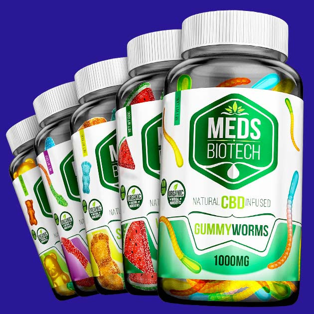 Meds Biotech Gummies