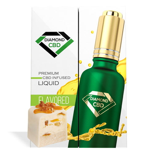 Pralines n Cream Flavor Diamond CBD Oil