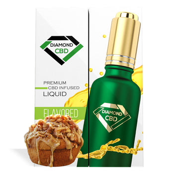 Apple Muffin Flavor Diamond CBD Oil