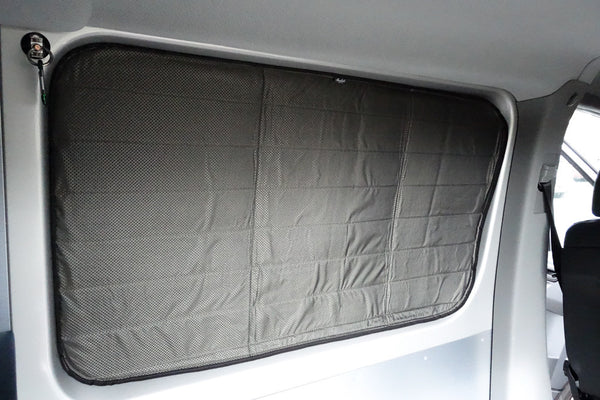 Insulated Window Covers Sprinter And Transit Strawfoot
