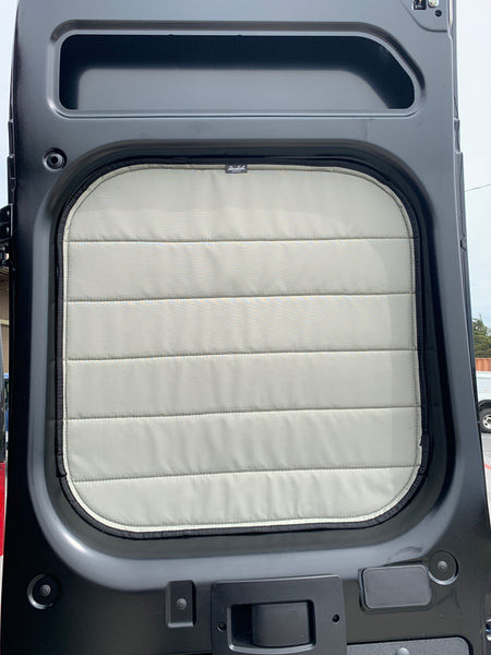 Window Covers: RAM Promaster Van