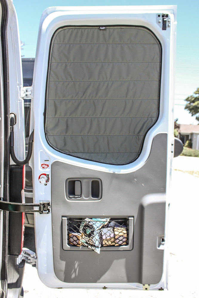 Window Covers: Mercedes Sprinter Van 2007-2018