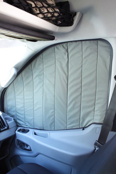 Window Covers: Ford Transit Van Medium/High Roof