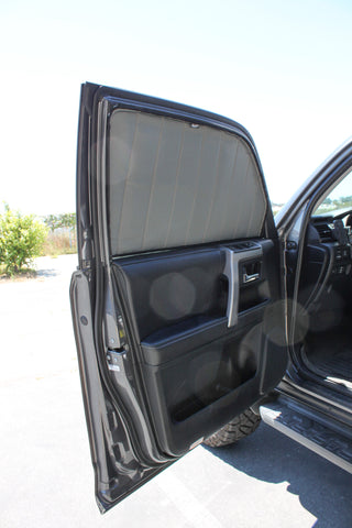 Window Covers: Toyota 4runner 5th Gen. 2010-Current