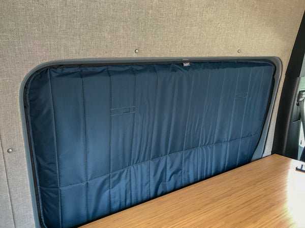 Window Covers: Mercedes Sprinter Van 2019+