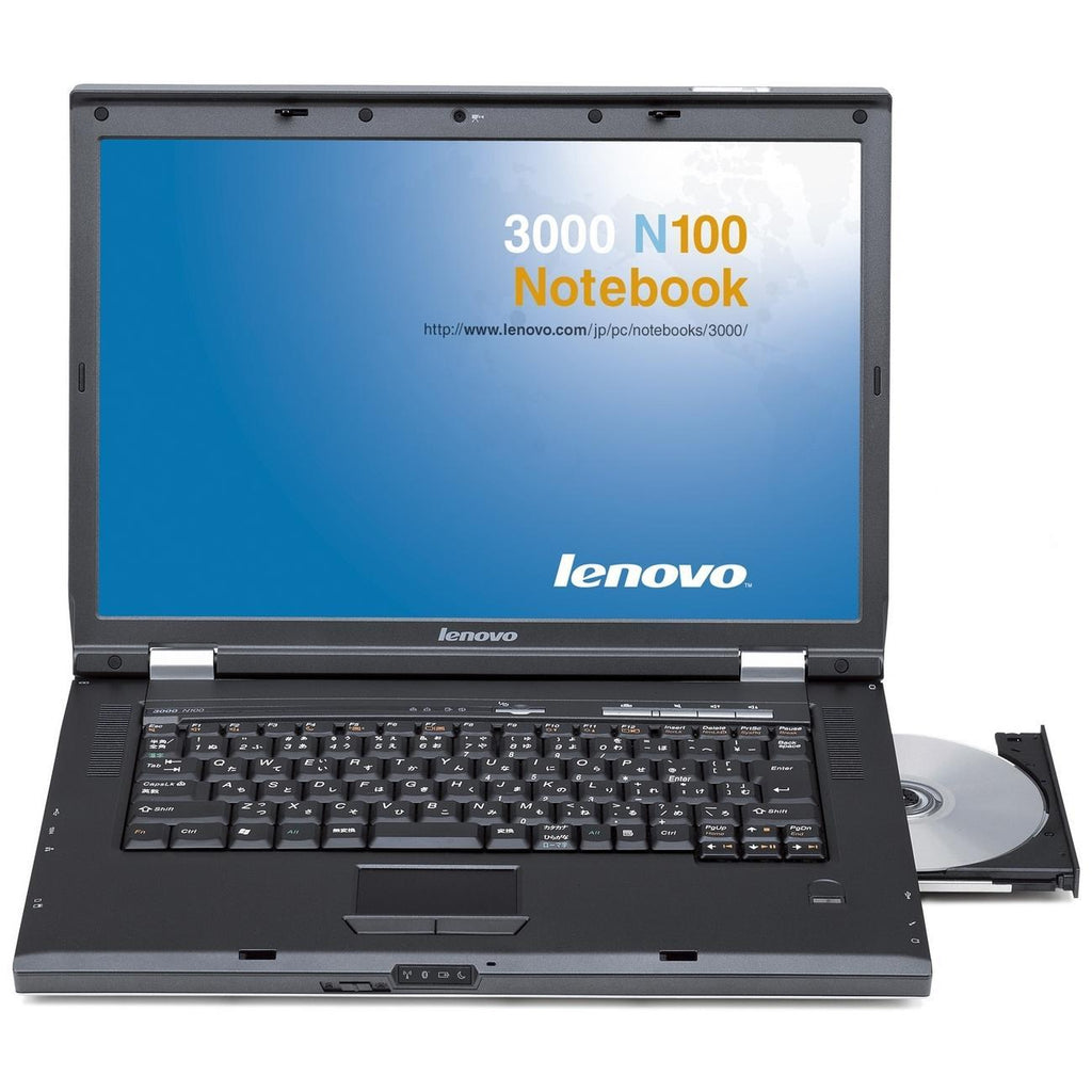 "Lenovo 3000 N100 15.4"" (1.83GHz Core 2 Duo, 2GB Ram, 160GB HDD) Linux"