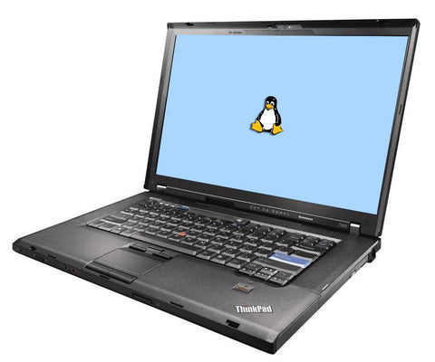 "Lenovo ThinkPad T500 15.4"" (2.53GHz Core 2 Duo, 4GB, 500GB HDD) Linux"