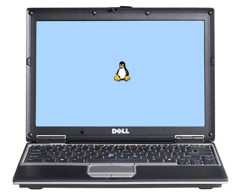 "Dell Latitude D420 12.1"" (1.2GHz Core Duo, 4GB, 80GB HDD) Linux"