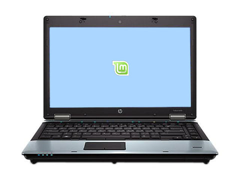 "HP ProBook 6450B 14"" (2.27GHz i5 Processor, 4GB, 320GB HDD) Linux"