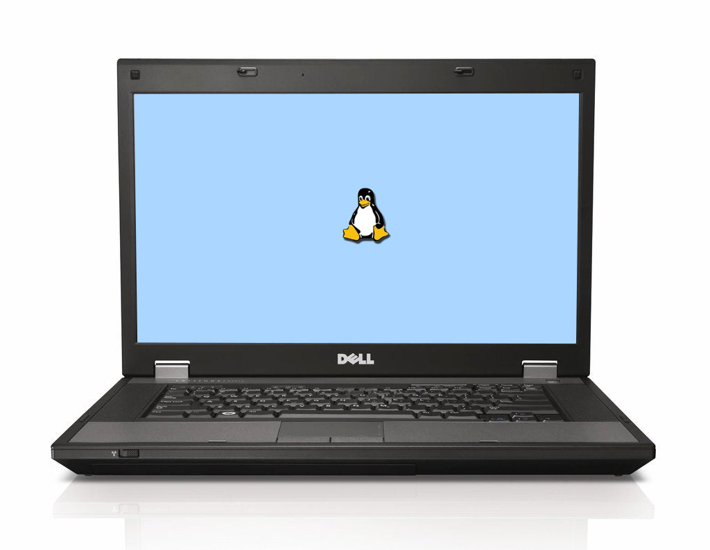 "Dell Latitude E5510 15.6"" (2.40GHz i5, 8GB, 500GB HDD) Linux"
