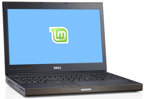 "Dell Precision M4700 15.6"" (2.60GHz Intel I7, 8GB, 256GB SSD) Linux"