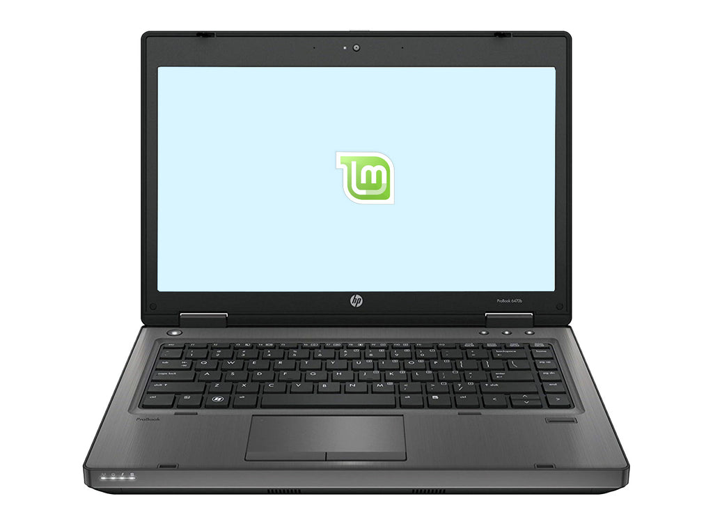 "HP ProBook 6470B 14"" (2.5GHz i5, 4GB, 500GB HDD) Linux Mint"