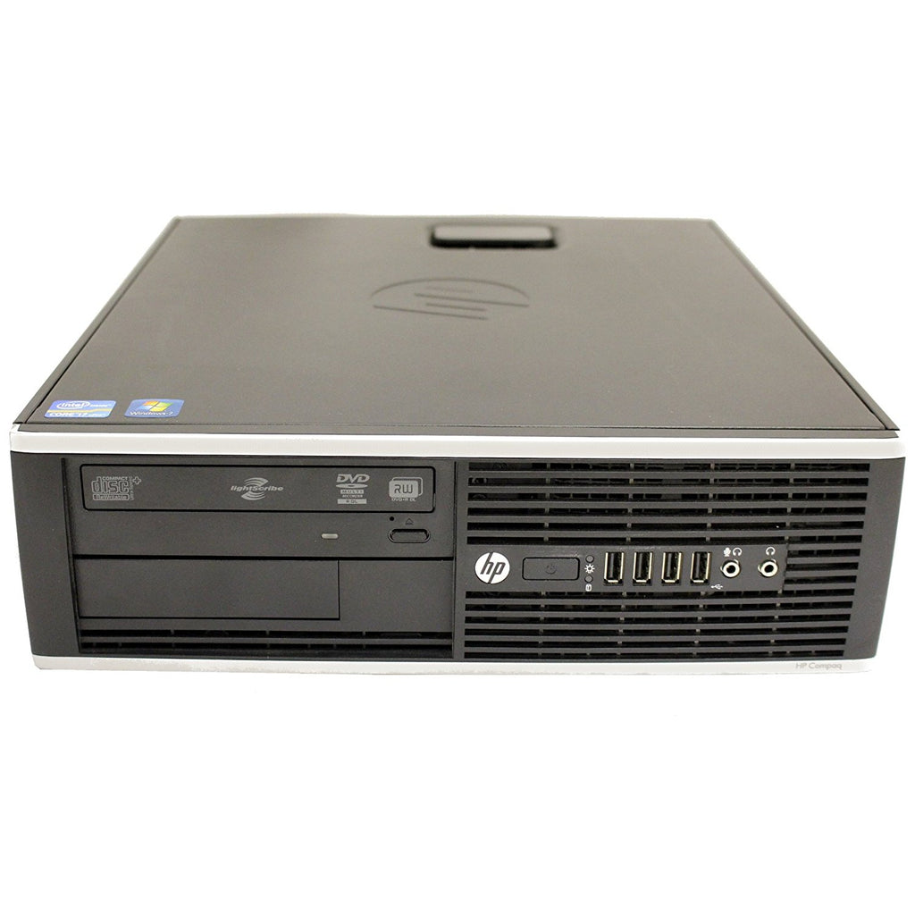 HP Elite 8200 SFF Desktop (3.40GHz i7,8GB, 500GB HDD) Linux