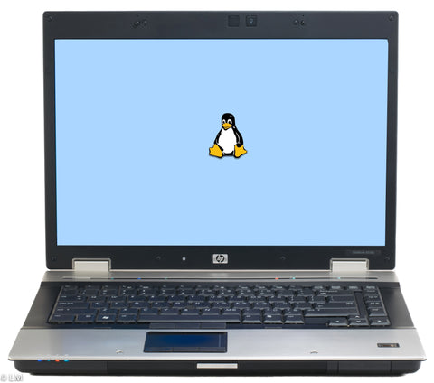 "HP Elitebook 8530P 15.4"" (2.27GHz Core 2 Duo, 4GB, 320GB HDD) Linux"