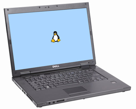 "Dell Vostro 1510 15.4"" (1.80GHz Core 2 Duo, 4GB Ram, 250GB HDD) Linux"