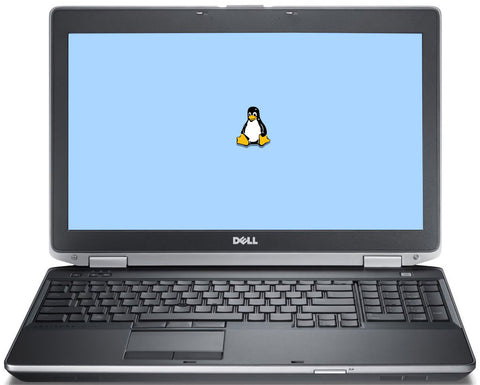 "Dell Latitude E6530 15.6"" (2.50GHz i5, 8GB, 500GB HDD) Linux"