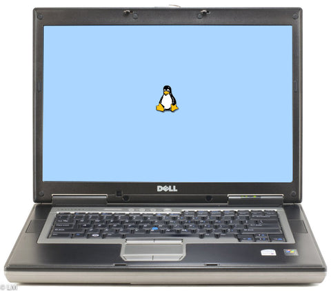 "Dell Latitude D820 15.4"" (2GHz Core 2 Duo, 4GB, 320GB HDD) Linux"