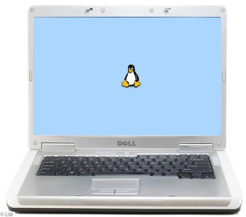 "Dell Inspiron 1501 15.4"" (2.00GHz AMD 64 X2, 2GB, 80GB HDD) Linux"
