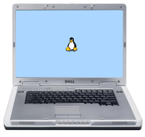 "Dell Inspiron 9400 17"" (2.00GHz Core 2 Duo, 2GB, 250GB) Linux"